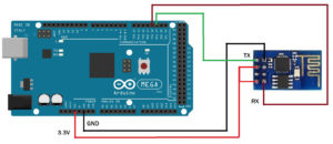 Interfacing Arduino with ESP8266 to get feeds from thingspeak