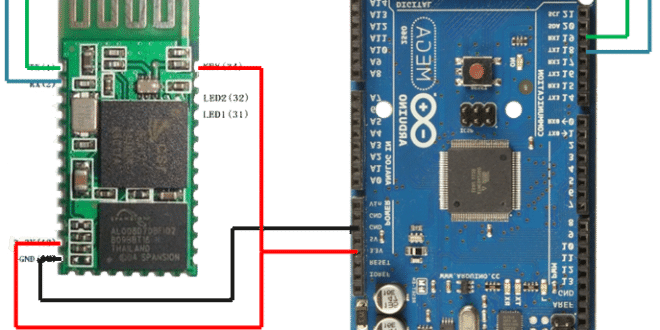 how to connect arduino bluetooth to computer