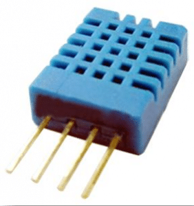 Interfacing 4-pin dht11 (temperature and Humidity Sensor) with arduino