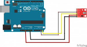 Interfacing MPL3155A2 Altitude Sensor with Arduino UNO