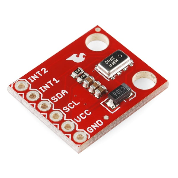 Interfacing MPL3155A2 Altitude Sensor with Arduino UNO/ Mega