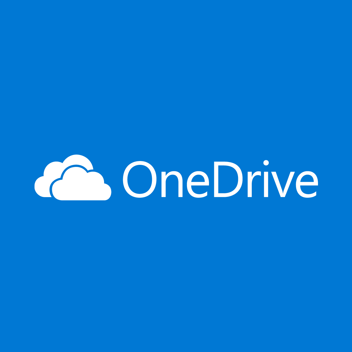 OneDrive is not accessible